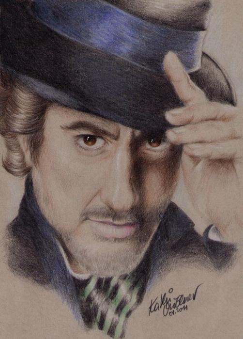 Robert Downey Jr by Revolver